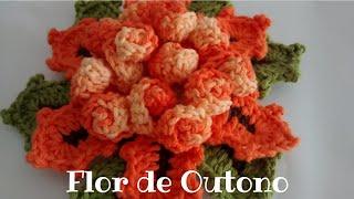 Flor De Outono - Cristina Luriko