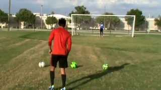 Best Free kicks Montage  CR7 & Messi Shots  + Amazing Saves