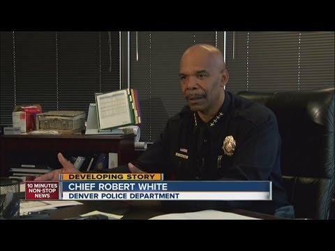 Denver police chief worried about alcohol abuse