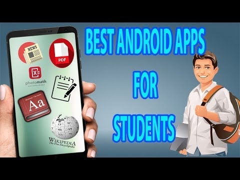 [HINDI] Top 11 Best Android Apps Useful for College/School Students | Apps with Live Proof