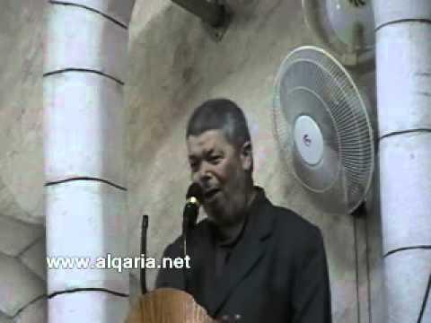 خطبة الجمعه لفضيلة الشيخ عبد الله نمر درويش 11/3/2011