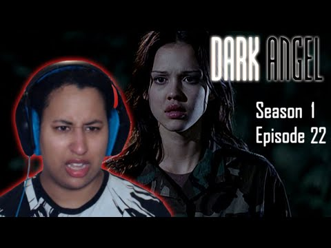 """Dark Angel 1x22 """"... And Jesus Brought a Casserole"""" REACTION"""