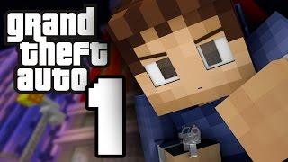 HOW TO BECOME WANTED (Grand Theft Auto in Minecraft with Woofless and Preston!)