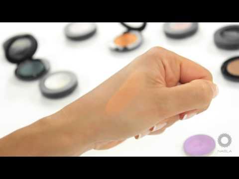 Nabla Nabla Eyeshadow Refill Peach Velvet