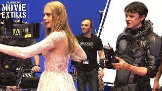 Nonton Go Behind The Scenes Of Valerian And The City Of A Thousand Planets  2017  Film Subtitle Indonesia Streaming Movie Download