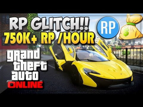 Gta - GTA 5 Unlimited RP - GTA V & GTA 5 Rank Up Fast RP Farm (GTA 5 Online Gameplay & Glitches) GTA 5 & GTA 5 Online http://bit.ly/1hfHVIA Subscribe! ▻ Follow Me On Twitter: https://twitter.com/iCrazy...