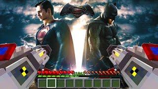 REALISTIC SUPERMAN VS BATMAN!