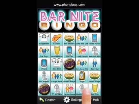 Video of BarNiteBingo