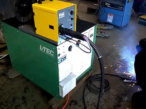 L-Tec 450 MIG Power Source Sold at Westermans International