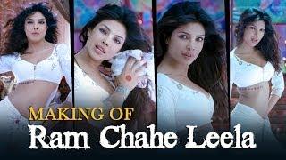 Ram Chahe Leela Song Making - Ram-leela