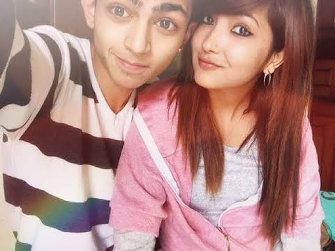 यस्तो छ रहस्य Sakar With His Girlfriend