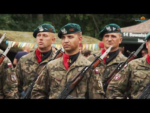 Święto Wojska Polskiego i odpust w pokamedulskim klasztorze. Cud nad Wisłą nad Wigrami