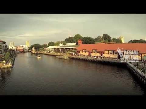 Melaka Drone Video