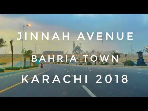 Jinnah Avenue - Bahria Town Karachi 2018 - Expedition Pakistan