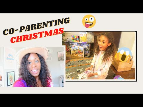 CO-PARENTING CHRISTMAS & LIFE UPDATE