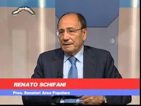 ELEZIONI REGIONALI 2015 : RENATO SCHIFANI