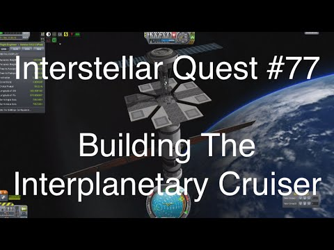 Kerbal Space Program - Interstellar Quest - Episode 77 - Back To Business