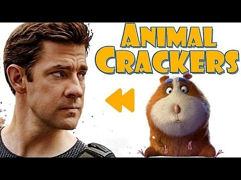 """""""Animal Crackers"""" (2018) Voice Actors and Characters"""