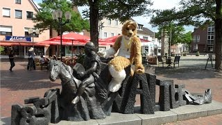 Wildeshausen Germany  city photos : Fursuit walk in inner city Wildeshausen (Germany)