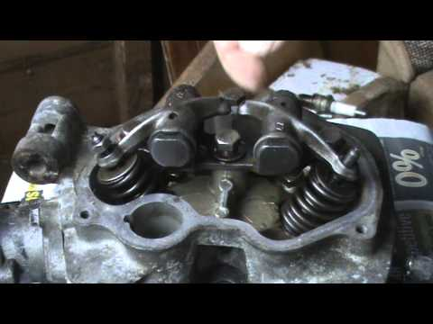CG125 HONDA CG 125 VALVE CLEARANCE ADJUSTMENT TUTORIAL