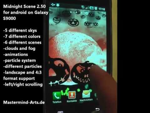 Video of Midnight Scene FULL
