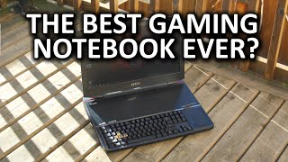 World's First Gaming Notebook with a Mechanical Keyboard - MSI GT80 Titan