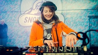 Charlotte de Witte - Live @ Studio Brussel Snowcase 2017