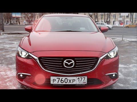 Mazda 6 2.0 mt supreme фотка