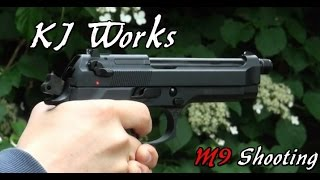 KJW M9 Full Metall GBB