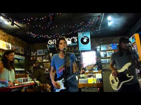 Houndmouth - Zak's New Song - Grimey's - Record Release in-store show
