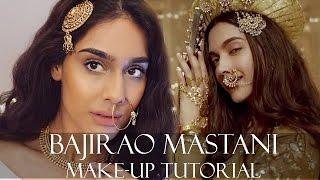 Bajirao Mastani: Deepika Padukone make-up look