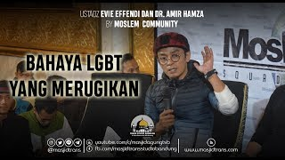 Video Sebab Akibat LGBT Yang Merugikan - Ust. Evie Efendi & dr. Amir Hamzah MP3, 3GP, MP4, WEBM, AVI, FLV Juni 2019