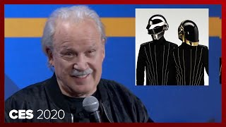 Giorgio Moroder wants your electric car to sound like Daft Punk. by Roadshow
