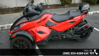 8. 2012 Can-Am Spyder RS-S SE5  - Lifestyles Honda - Mount V...