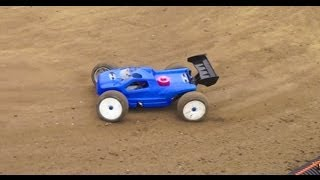 RC ADVENTURES - RC GEARS - DiRT TRACK - NiTRO Truggy&ELECTRiC Buggy Qualifying Races