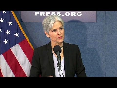 ΗΠΑ: Όλο και περισσότεροι ζητούν επανακαταμέτρηση των ψήφων