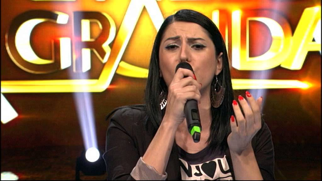 Aleksandra Nikolic – Gore od ljubavi – Zvezde granda 2014-2015 (ženska grupa – 11. oktobar) – četvrta emisija