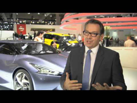 Nissan X-Trail official video launched at Frankfurt Motorshow 2013