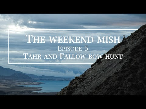 Hunting Himalayan Tahr and Fallow Deer || The Weekend Mish ep 5