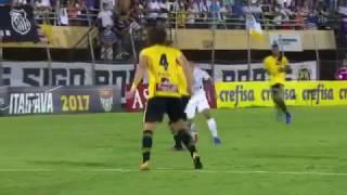GOL de RAFAEL LONGUINE - São Bernardo 1 x 4 Santos - Paulistão 2017 GOL de RAFAEL LONGUINE - São Bernardo 1 x 4...