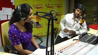 Video Hero Nani and Wife Anjana interview at Radio Mirchi MP3, 3GP, MP4, WEBM, AVI, FLV November 2017