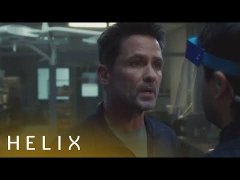 Helix Season 1 (Promo 'Virus')