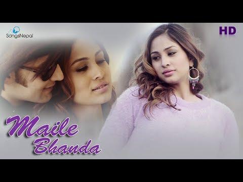 (Maile Bhanda - Swaroopraj Acharya Ft. Anu Shah | New Adhunik Song 2018 - Duration: 5 minutes, 30 seconds.)