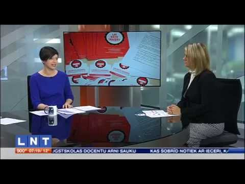 """LNT """"900 sekundes"""" saruna ar Veselības ministrijas eksperti atkarību uzraudzības jomā Alisi Krūmiņu par kampaņu """"Lai būtu skaidrs!"""""""