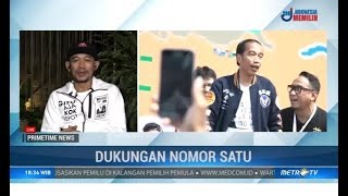 Video Inspirasi Marzuki Mohamad Ciptakan Lagu Goyang Jempol Jokowi Gaspol MP3, 3GP, MP4, WEBM, AVI, FLV April 2019