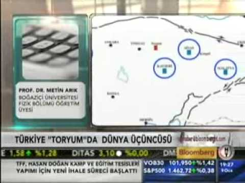 Video Prof. Dr. Ahmet Bayülken Türkiye'nin Toryum Rezervi download in MP3, 3GP, MP4, WEBM, AVI, FLV January 2017
