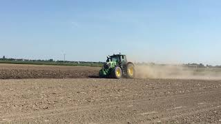 Video John Deere 6215r+ trivomere ERMO MP3, 3GP, MP4, WEBM, AVI, FLV November 2017
