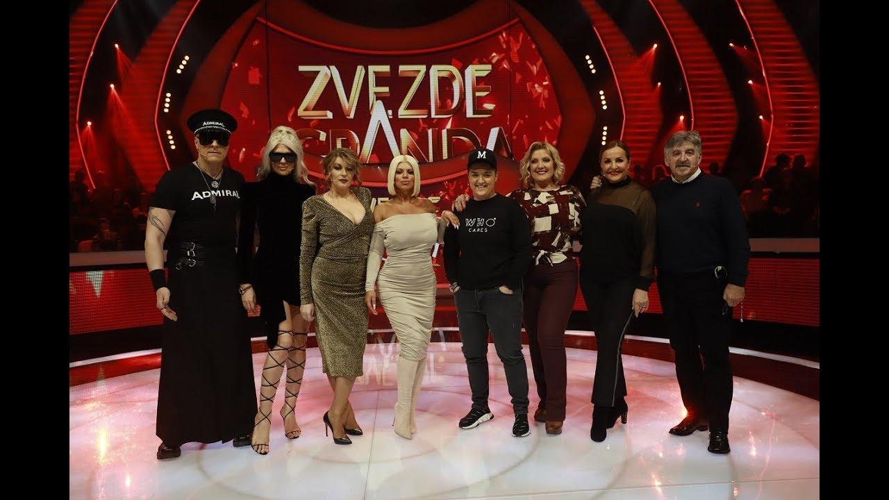 NOVE ZVEZDE GRANDA 2020: Dvadeset treća emisija – 22. 02. – najava
