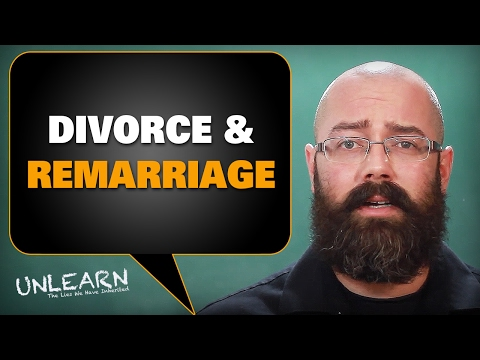 Divorce and remarriage, what does the Bible really say - UNLEARN the lies