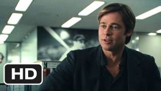 Nonton Moneyball  2011  Movie Trailer   Hd   Brad Pitt Film Subtitle Indonesia Streaming Movie Download